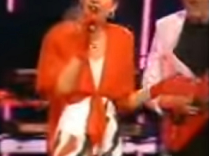 Pre 30 godina pobedila je na Evroviziji: Sada je ceo studio RTS-a DIGLA NA NOGE