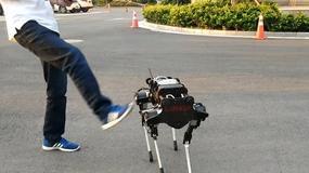 Unitree Robotics przedstawiło swego pierwszego robota