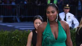 Serena Williams zorganizowała Baby Shower. Na przyjęciu znane gwiazdy