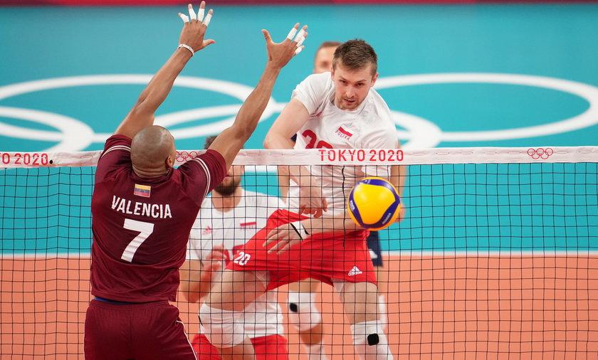 Tym razem to środkowi byli w centrum uwagi. W meczu z Wenezuelą Mateusz Bieniek i Jakub Kochanowski zdobyli razem 25 punktów