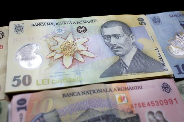 rumuński lei, waluty