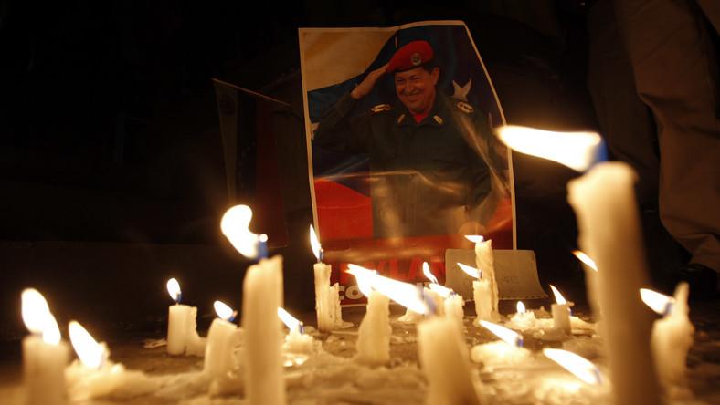 Kto zajmie miejsce Hugo Chaveza?