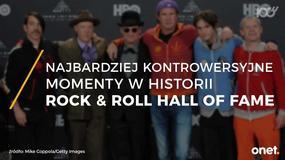 Największe kontrowersje w historii Rock & Roll Hall of Fame