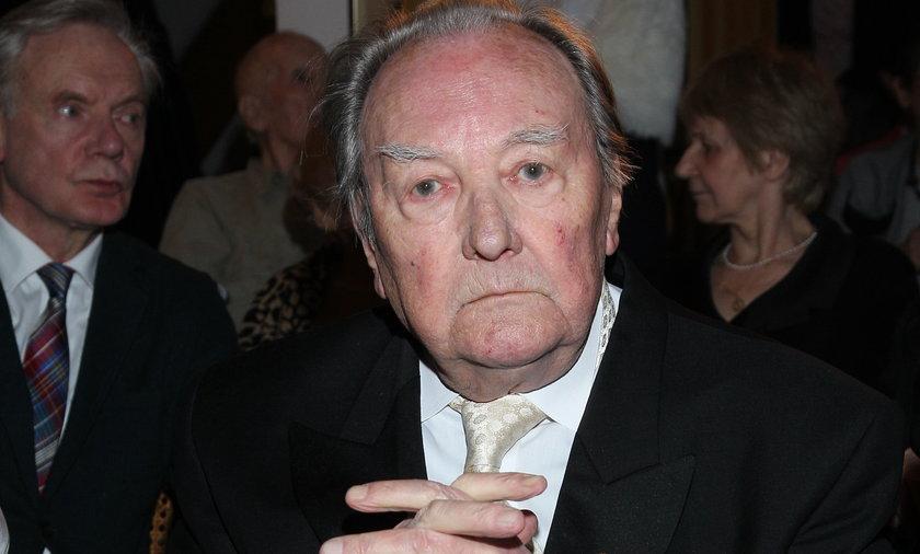 Ignacy Gogolewski świętuje 90. urodziny.