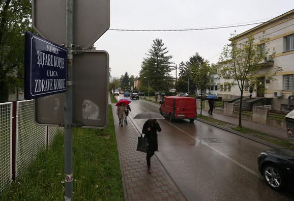 Ulica Zdrave Korde