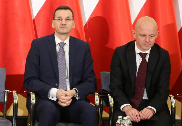 Morawiecki i Szałamacha