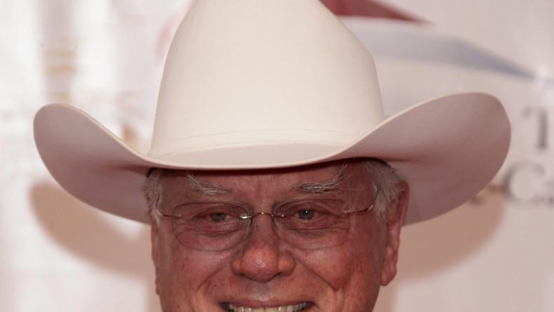 """O śmierci gwiazdy serialu """"Dallas"""" poinformował dziennik """"Dallas Morning News"""""""