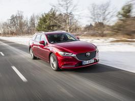 Mazda 6 kombi 2.2 SkyActivD 4x4 – Pięknie odmłodzona | TEST