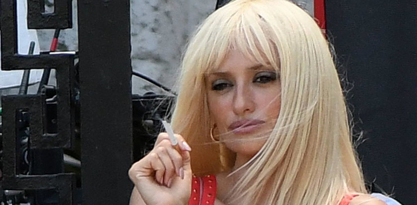 Penelope Cruz zagra skandalistkę