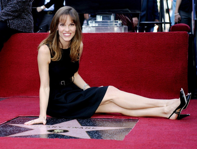 Zvezdu na Bulevaru slavnih u Holivudu dobila je još 2007.