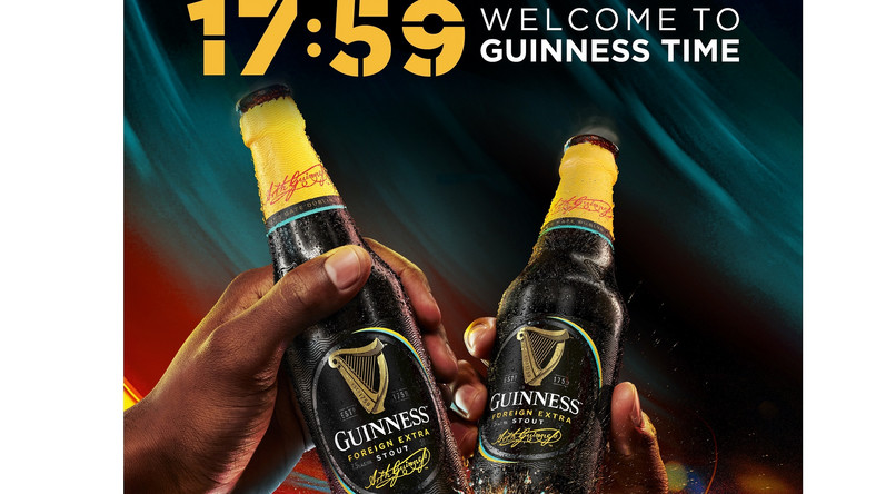 Win big every day in the 17:59 – Welcome To Guinness Time Promo
