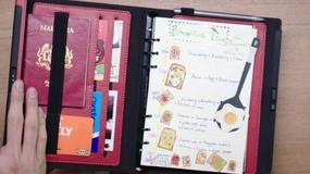 Lockbook - klasyczny notatnik z nowoczesnym zabezpieczeniem