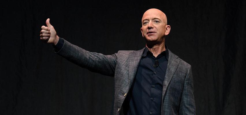 Nieślubny syn, rozwodnik, niepoprawny marzyciel - Jeff Bezos, najbogatszy człowiek świata rezygnuje z posady