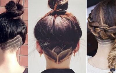 Tatuaże Wygolone Na Głowie Czyli Hairtattoo Te Wzory Są