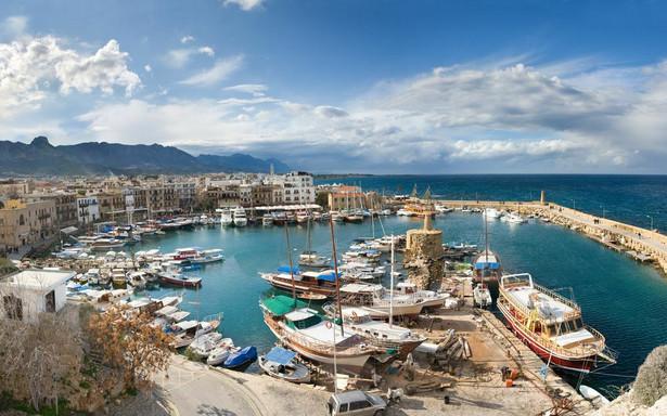 Girne Castle Harbour, Cypr Północny