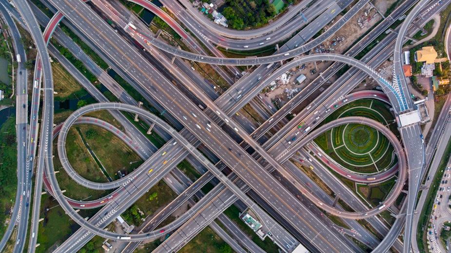 Ruch w miastach