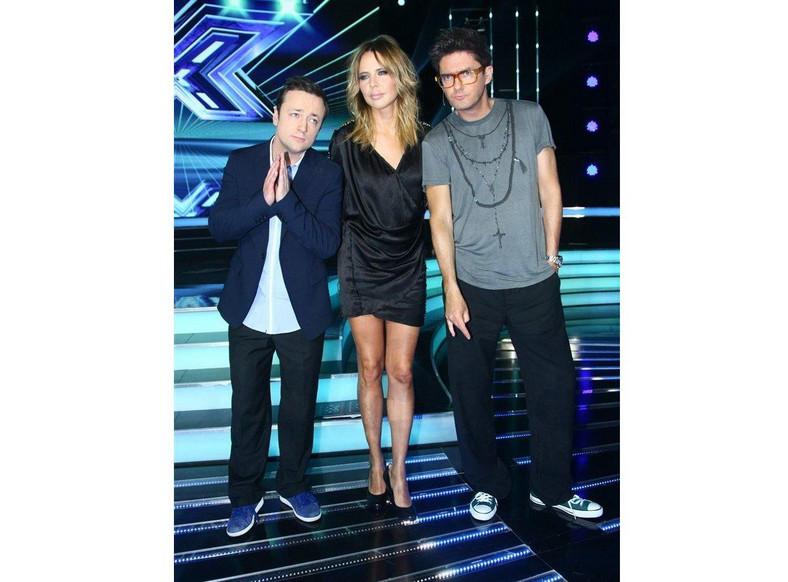 """Dotychczasowe jury """"X Factor"""""""