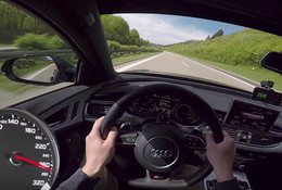 750-konne Audi RS 6 od 0 do 300 km/h