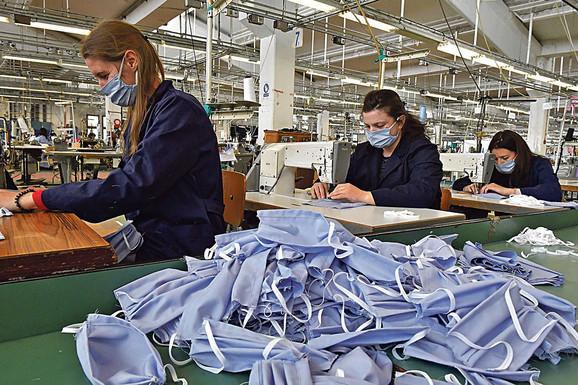 Veliki broj članica Privredne komore Srbije odazvao se na poziv za nabavku medicinske opreme