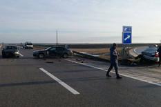 subotica, uviđaj, saobraćajna nesreća