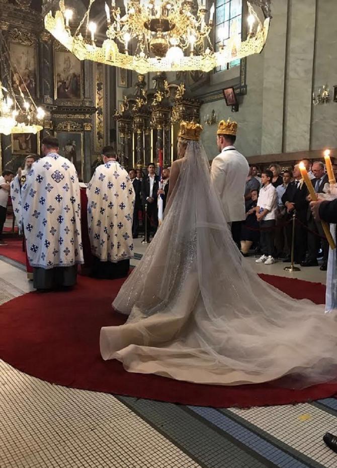 Venčanje u Sabornoj crkvi