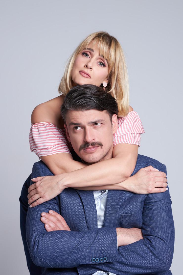 Andrija Kuzmanović, Tamara Krcunović