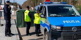 Koronawirus na Pomorzu. 75 policjantów z Pruszcza Gdańskiego objętych kwarantanną