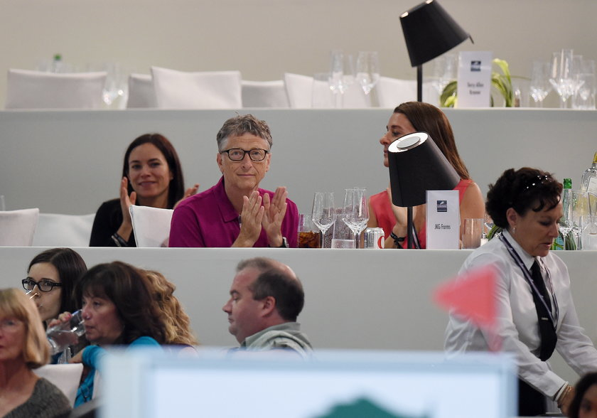 Bill i Melinda Gates – 76 mld dol.