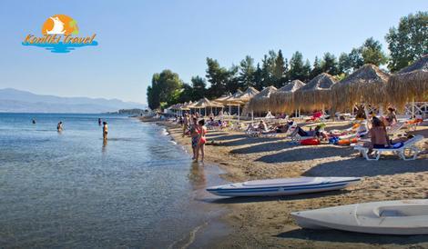 Plaža ostva Evija