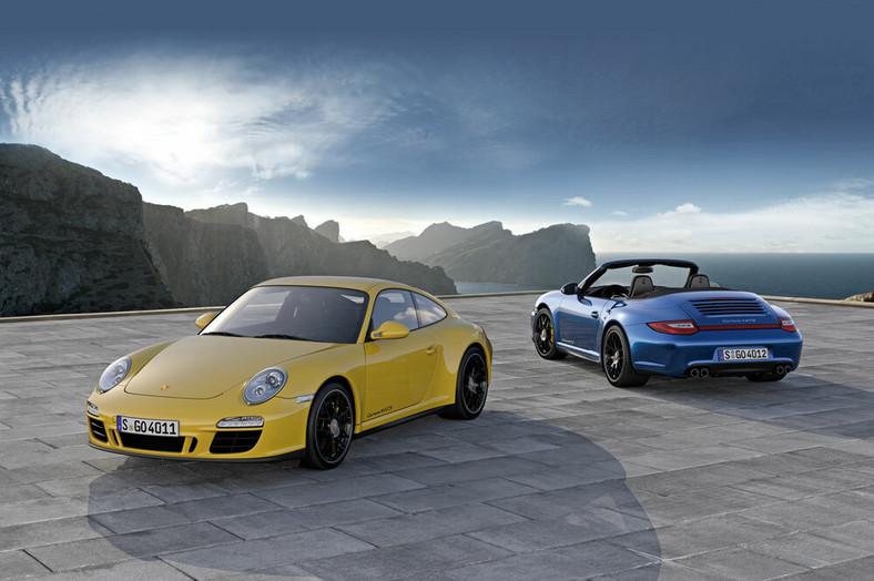 911 Carrera 4 GTS - 408 KM i napęd na cztery koła