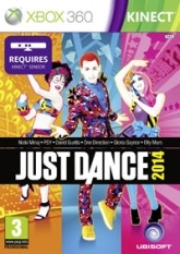 Okładka: Just Dance 2014