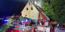 Tragiczne pożary. W płomieniach zginęły dwie osoby