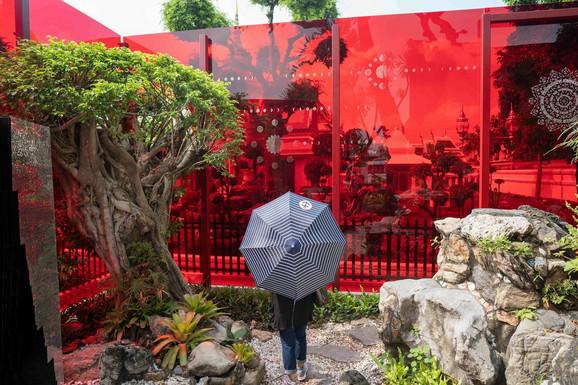 Prvi umetnički bijenale u Bangkoku održan je 2018. godine
