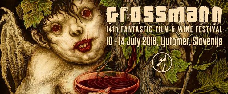 Plakat Grossmann film fetsival