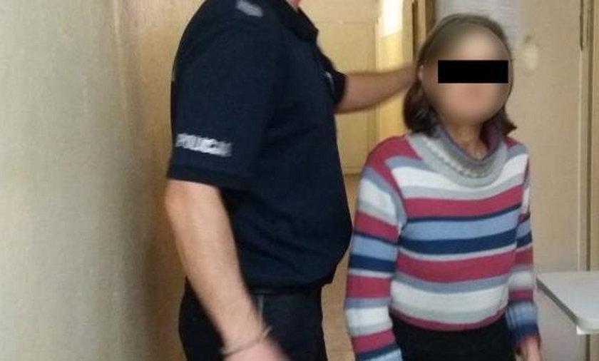 Zabrze. Irena S. (50l.) podpaliła 29-letniego syna w trakcie snu