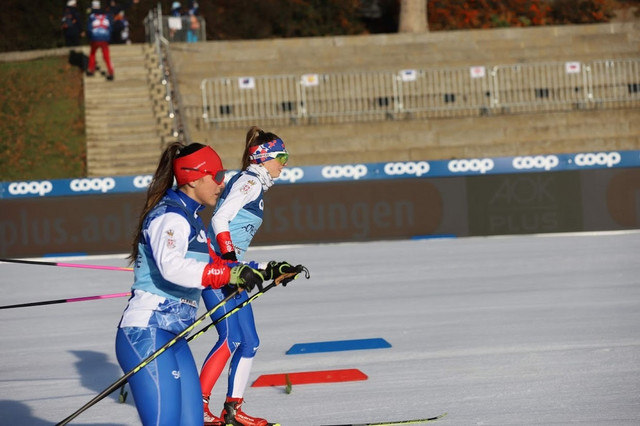 Reprezentacija Srbije u nordijskom trčanju ostvarila najbolje rezultate na takmičenju u Drezdenu