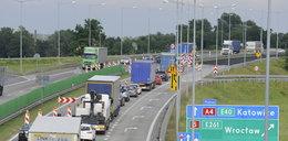 Tak remontują autostradę A4