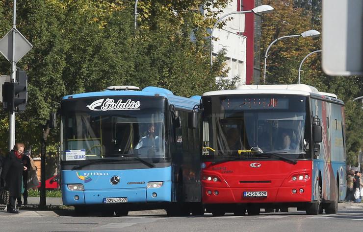 Banjaluka saobracaj autobusi javni prevoz