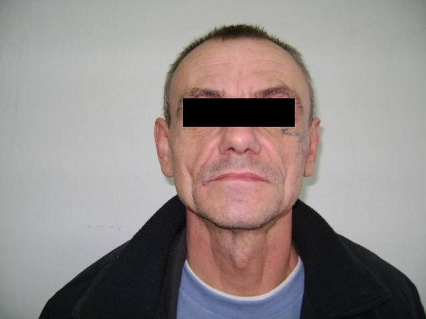 Policja poszukuje  53-letniego Krzysztofa K.