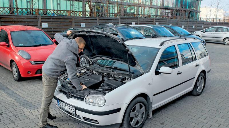 Ocena stanu technicznego używanego auta