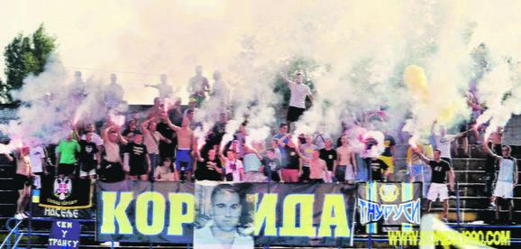 """Vođa: Jovan Kecman predvodi """"Koridu"""" čiji članovi, navodno, diluju drogu"""
