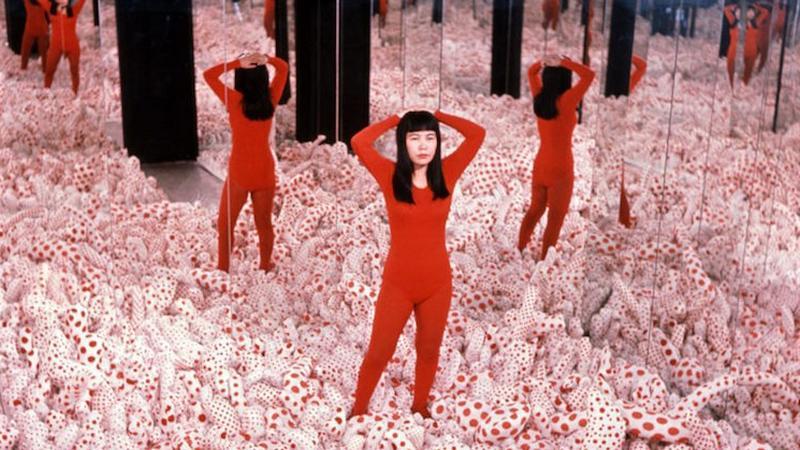 Yayoi Kusama, 1965 r.