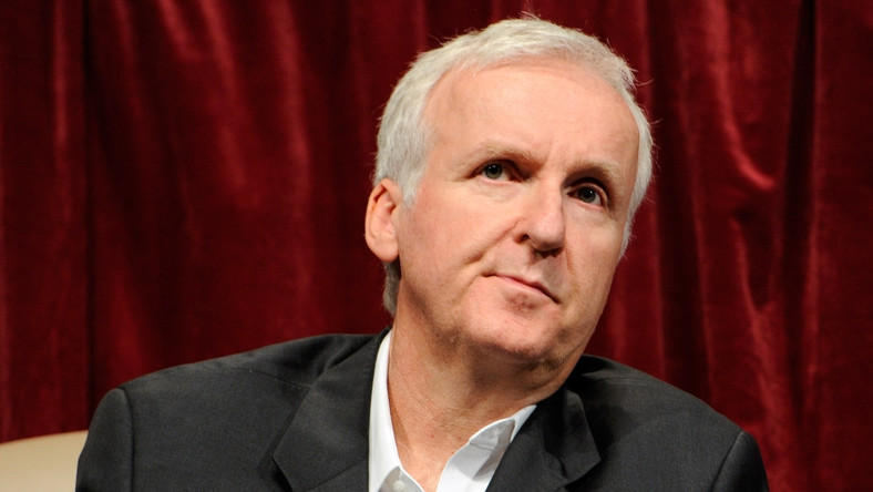 James Cameron (fot. Getty Images)