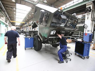 Polska Gruba Zbrojeniowa odnotowuje straty