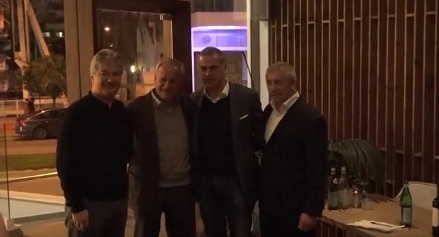 Obradović, Vučelić, Terzić i Kokeza