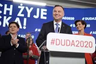 CBOS: Pogarszają się oceny prezydenta Andrzeja Dudy