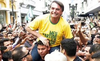Tropikalny Trump idzie po władzę w Brazylii