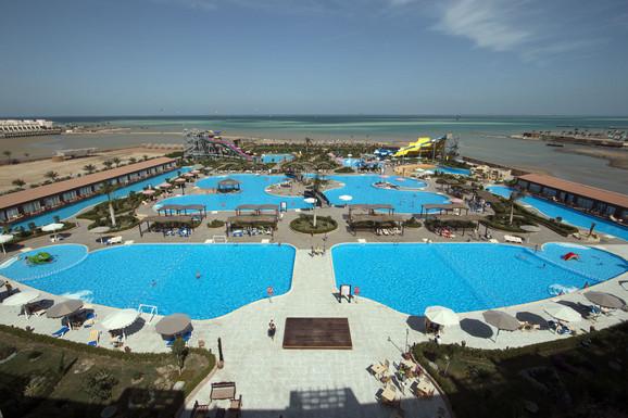 Hotel Mirage aqua park