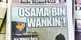 Amerykanie: Osama się onanizował!