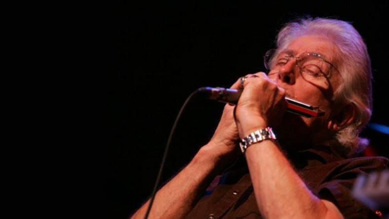 John Mayall na koncercie w Polsce